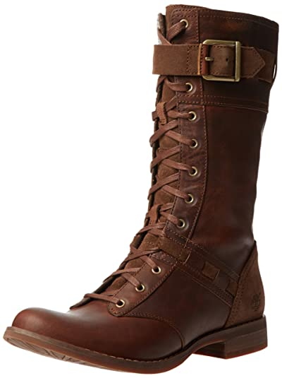 海淘天木兰女靴:Timberland 天木兰 Savin Hill Mid 女款长靴
