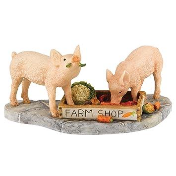James Herriot Studio Figurine Lunch Box