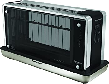 Morphy Richards Redefine Glass Toaster