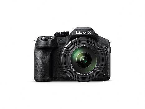 Panasonic LUMIX DMC-FZ300K 12. 1 Megapixel, 1/2. 3-inch Sensor, 4K Video, Splash & Dustproof Body, Leica DC Lens 24X F2. 8 Zoom (Black) at amazon