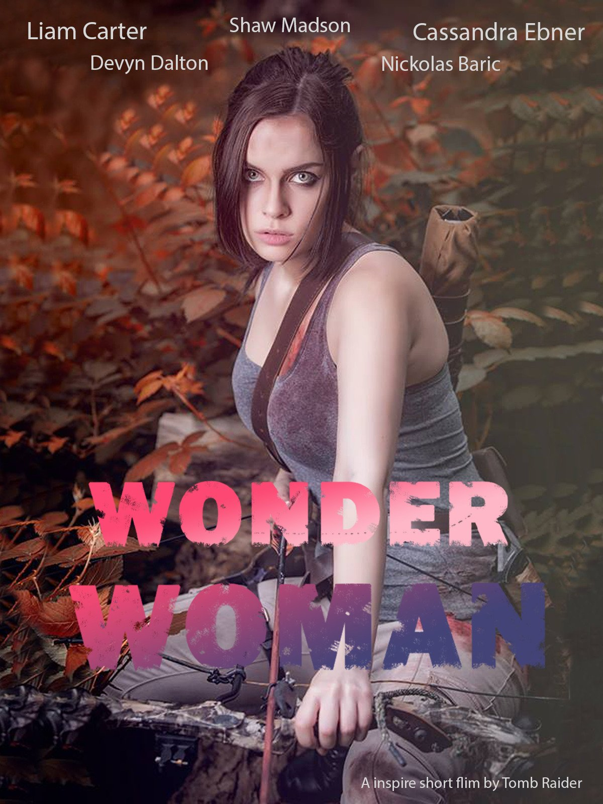 Wonder Women on Amazon Prime Instant Video UK