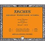 Arches Watercolor Paper Block, Rough, 16