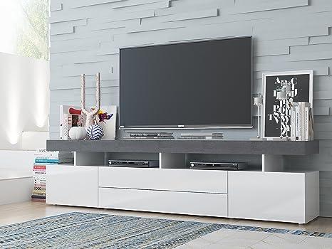 "TV-Lowboard Fernsehtisch Unterschrank Sideboard Schrank Hifi Rack ""Treviso II"""