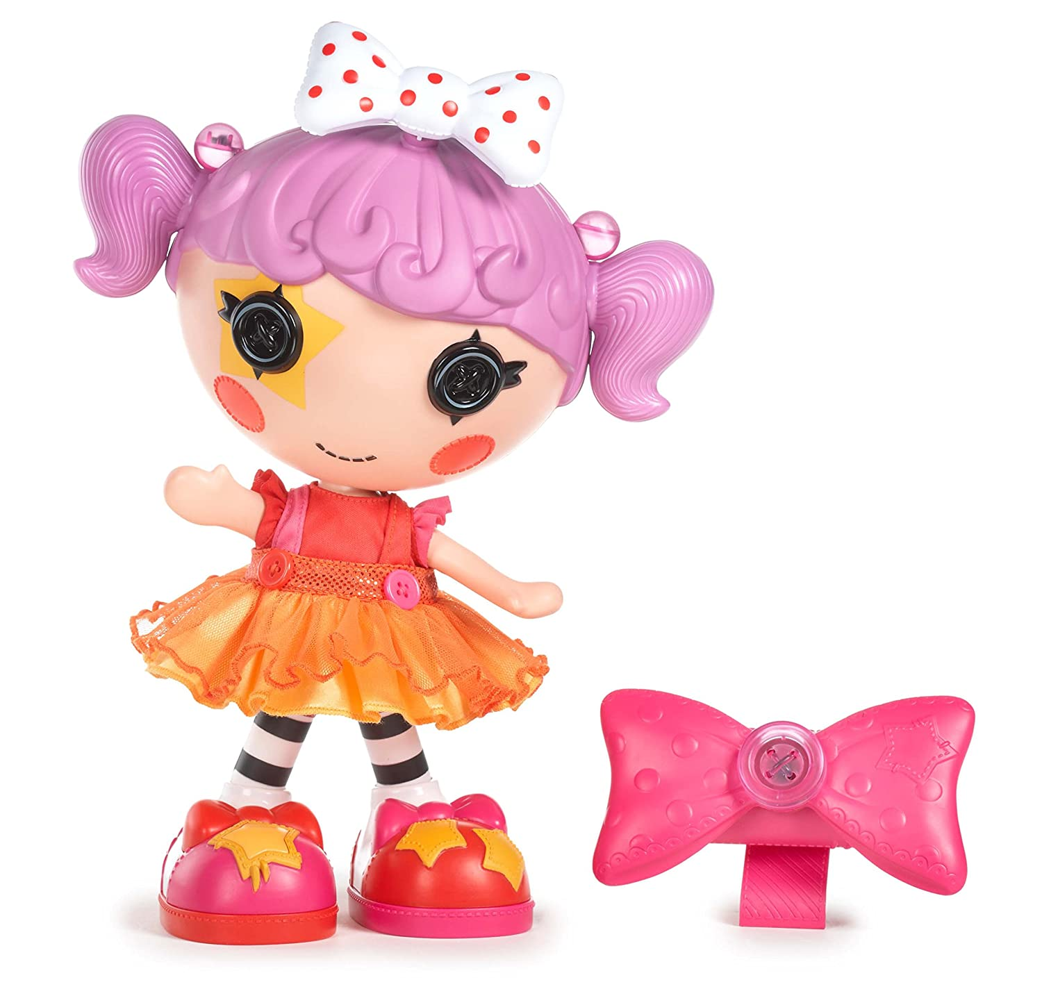 Lalaloopsy Dance with Me Interactive Doll Peanut Big Top
