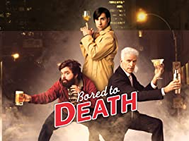 Bored to Death - Season 2