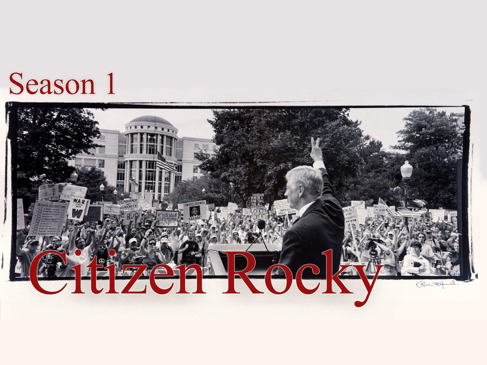 Citizen Rocky - Season 1