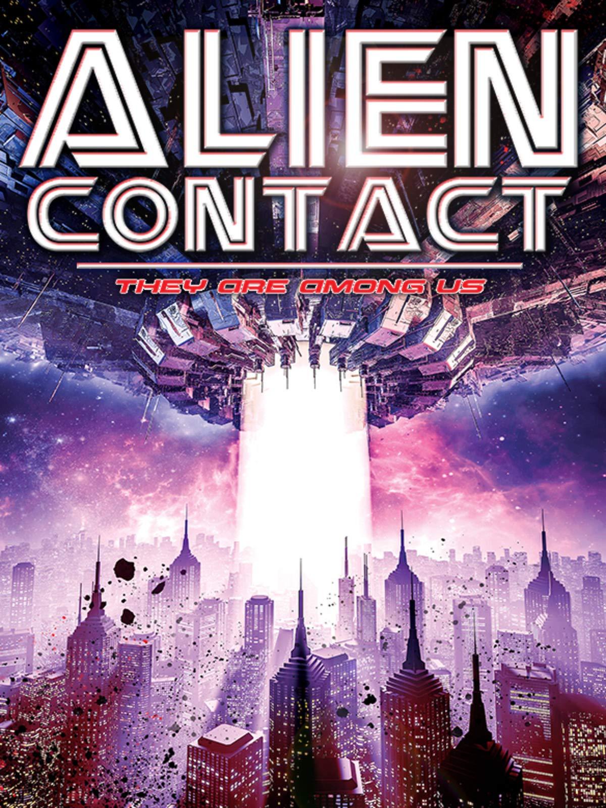 Alien Contact on Amazon Prime Video UK