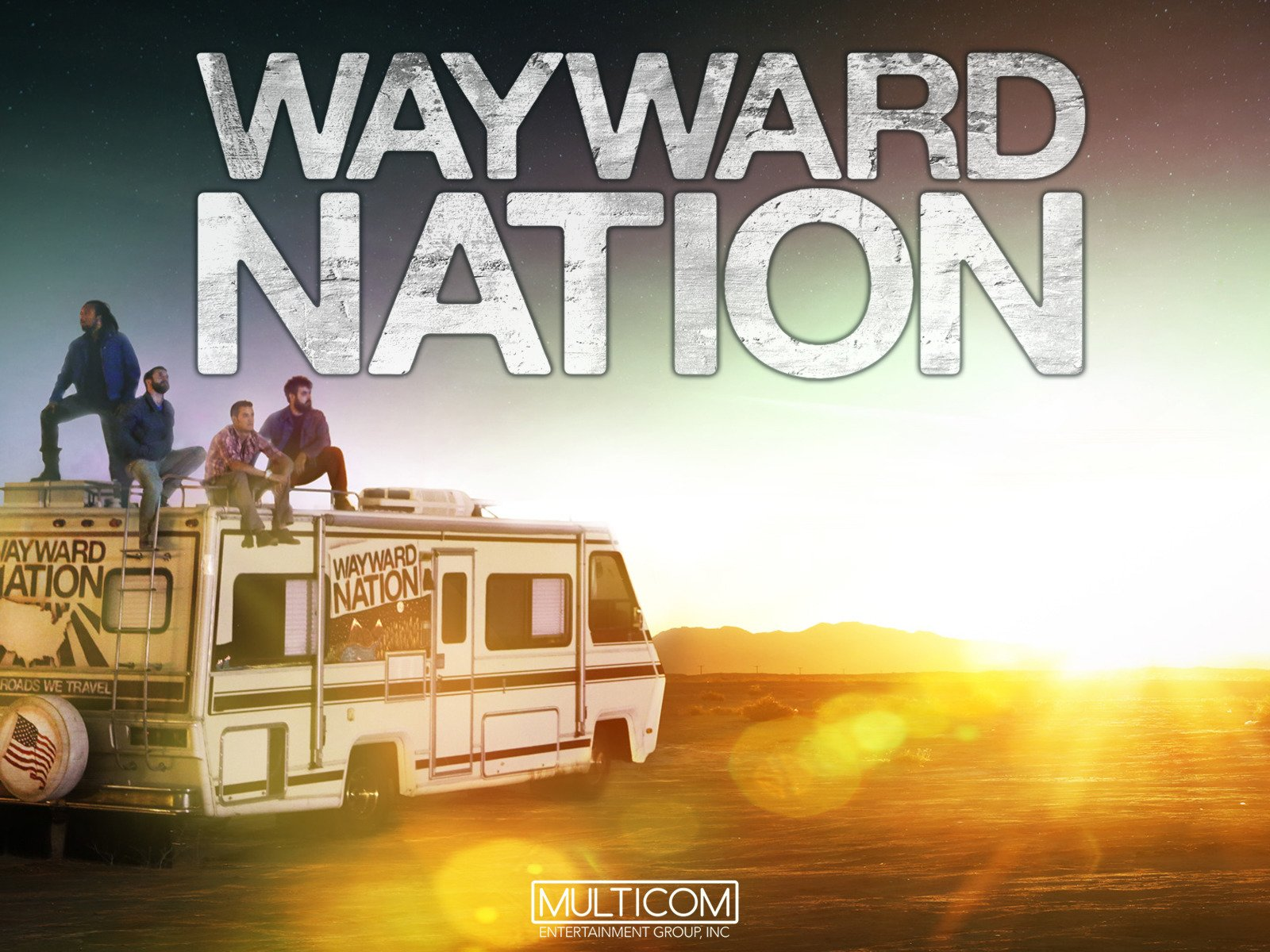 Wayward Nation on Amazon Prime Instant Video UK
