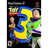 Toy Story 3 The Video Game - PlayStation 2 (Color: Original Version, Tamaño: One Size)