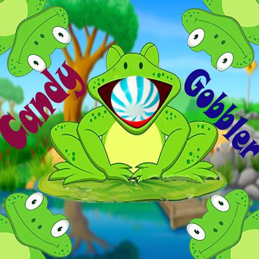 color-candy-frog