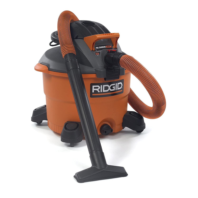 RIDGID Wet Dry Vacuum Cleaners VAC1200