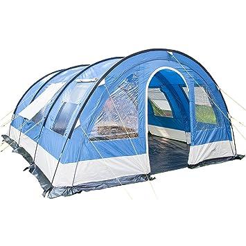Skandika Helsinki Tente de camping familiale Bleu Foncé 525 x 410 ... 84838bda0ff