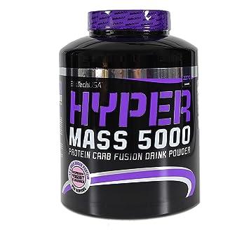 BioTechUSA Hyper Mass 5000 2270g Himbeer-Joghurt