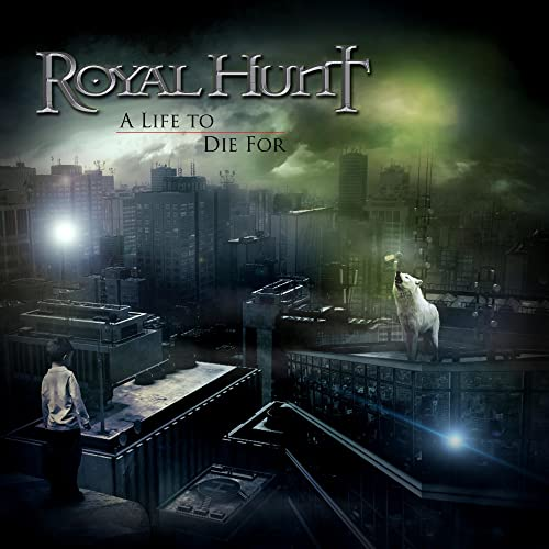 Royal Hunt - A Life To Die For (Limited Edition)