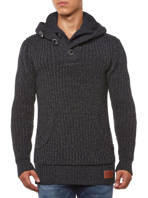 Superdry Sweater Men SUPER BLUE Black Twist online bestellen