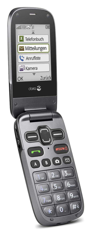 T�l�phone GSM DORO PHONEEASY 621 NOIR