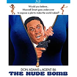 The Nude Bomb, Aka Return Of Maxwell Smart [Blu-ray]