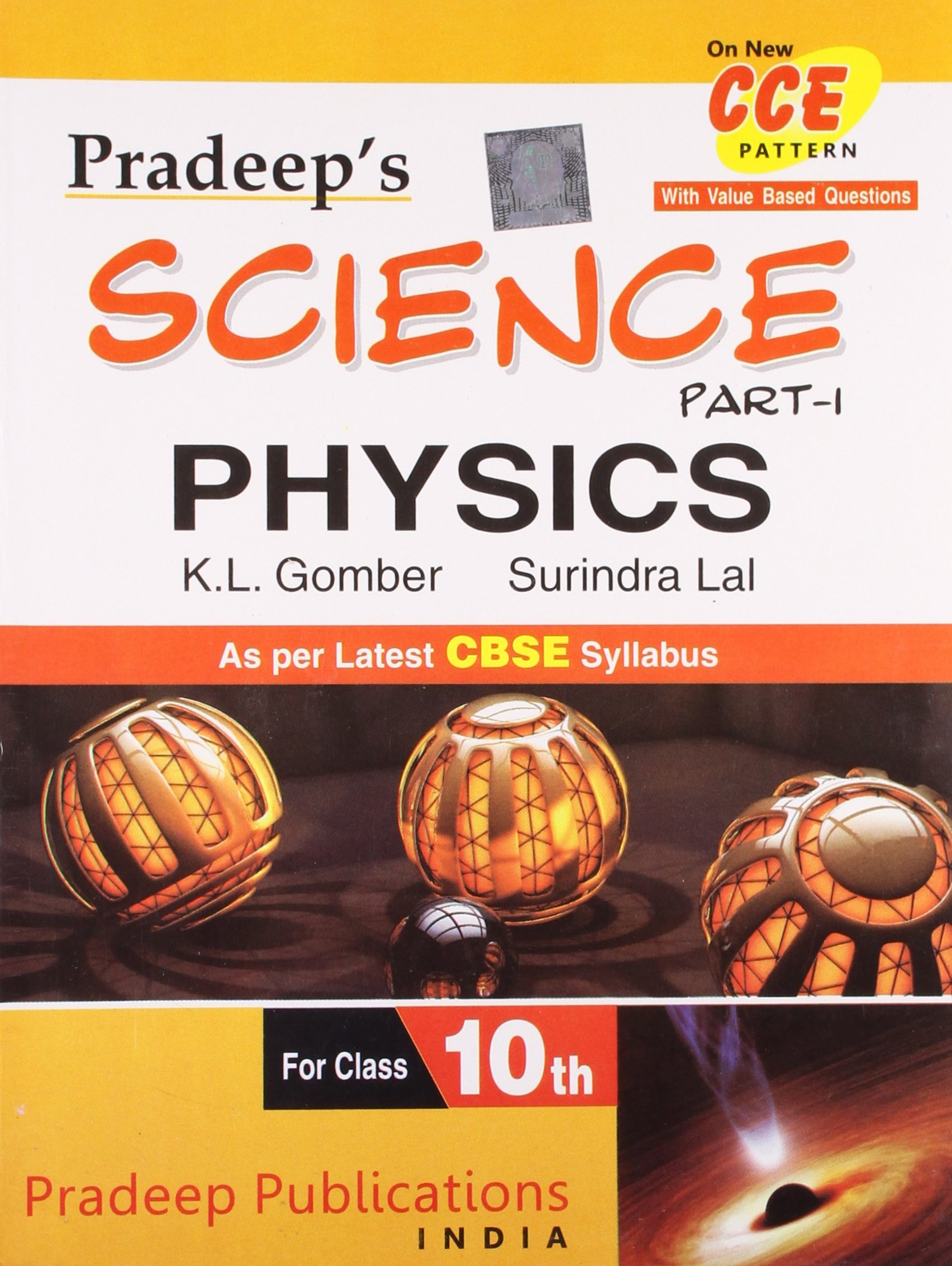 Science physics for class x part i