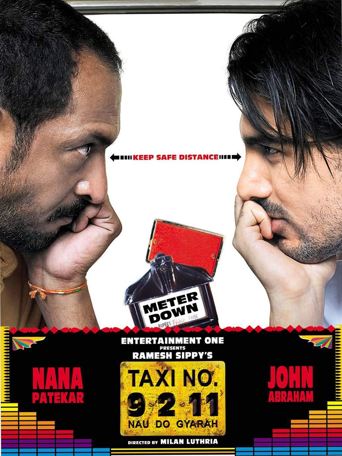 Taxi No. 9 2 11: Nau Do Gyarah