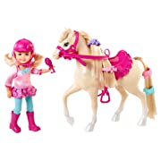 Barbie and Her Sisters in a Pony Tale Chelsea and Pony Doll Set