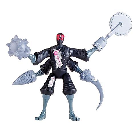Tortues Ninja – Soldat Foot-Bot – Figurine Articulée 12 cm