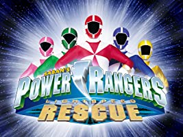 Power Rangers Lightspeed Rescue Season 1