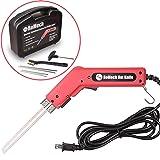 RoMech Foam Cutter - Pro Electric Hot Knife (200W) - Styrofoam Cutting Tool Kit- with Blades & Accessories (Tamaño: Knife test-PL194)
