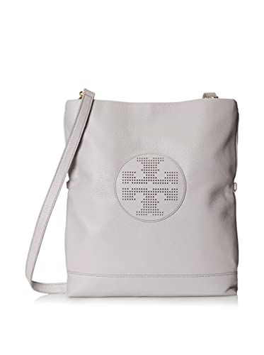 Tory Burch White Leather Shoulder Bag 66