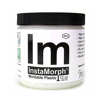 InstaMorph - Moldable Plastic - 12 oz