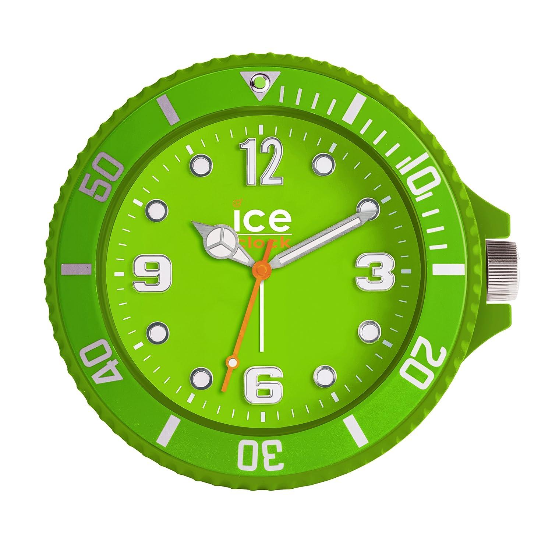 gn 报警ice时钟 - 绿色