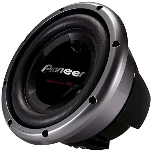 Pioneer TS-W3002D2 12 In. Champion Series PRO Subwoofer with 3500 Watts
