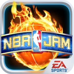 Kids On Fire: NBA JAM Comes To The Kindle Fire!