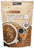 Lizi's Granola Lizi's Molasses and Pecans, 10.5-Ounce Bags (Pack of 6)
