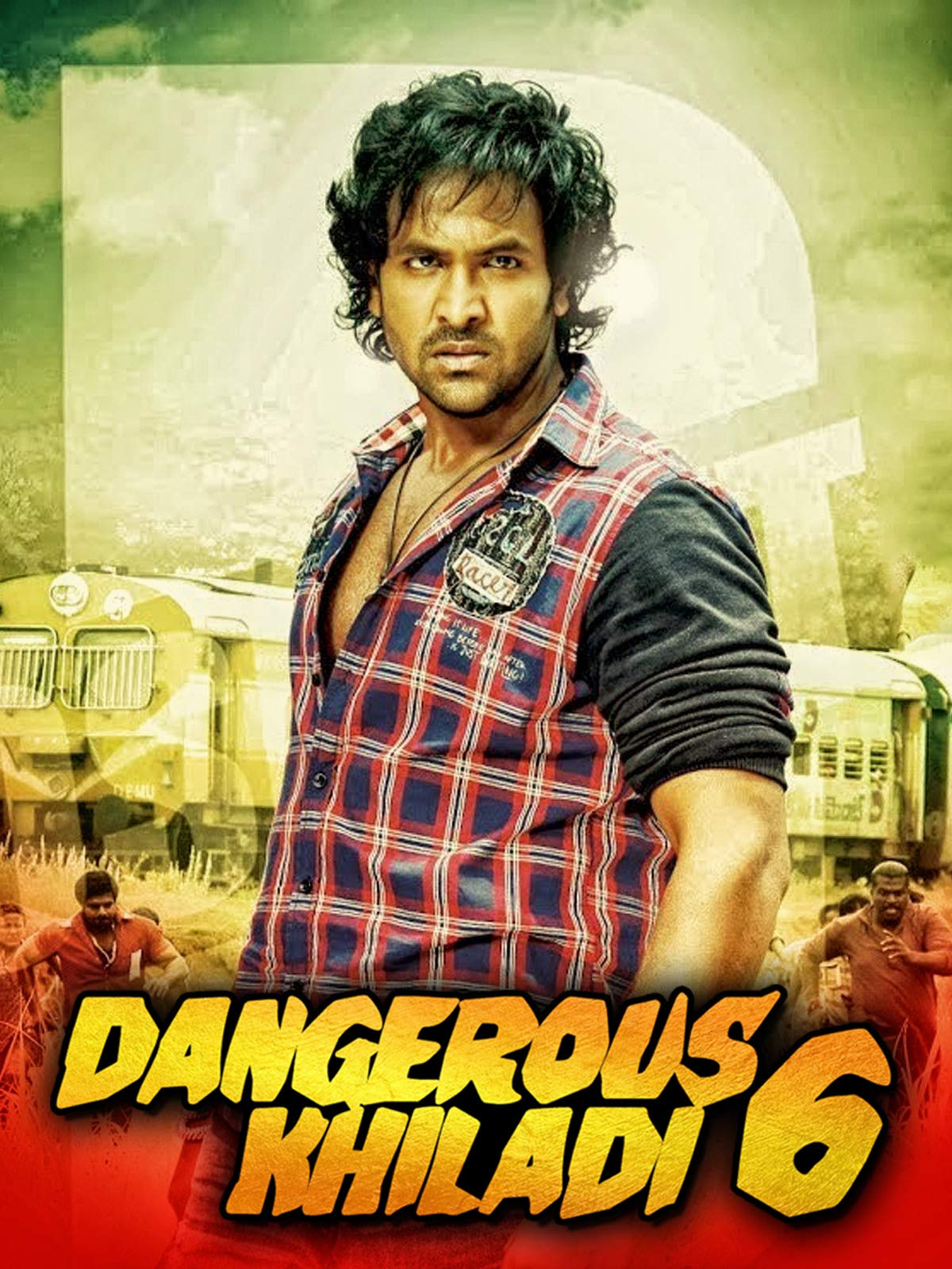 Dangerous Khiladi 6 on Amazon Prime Video UK