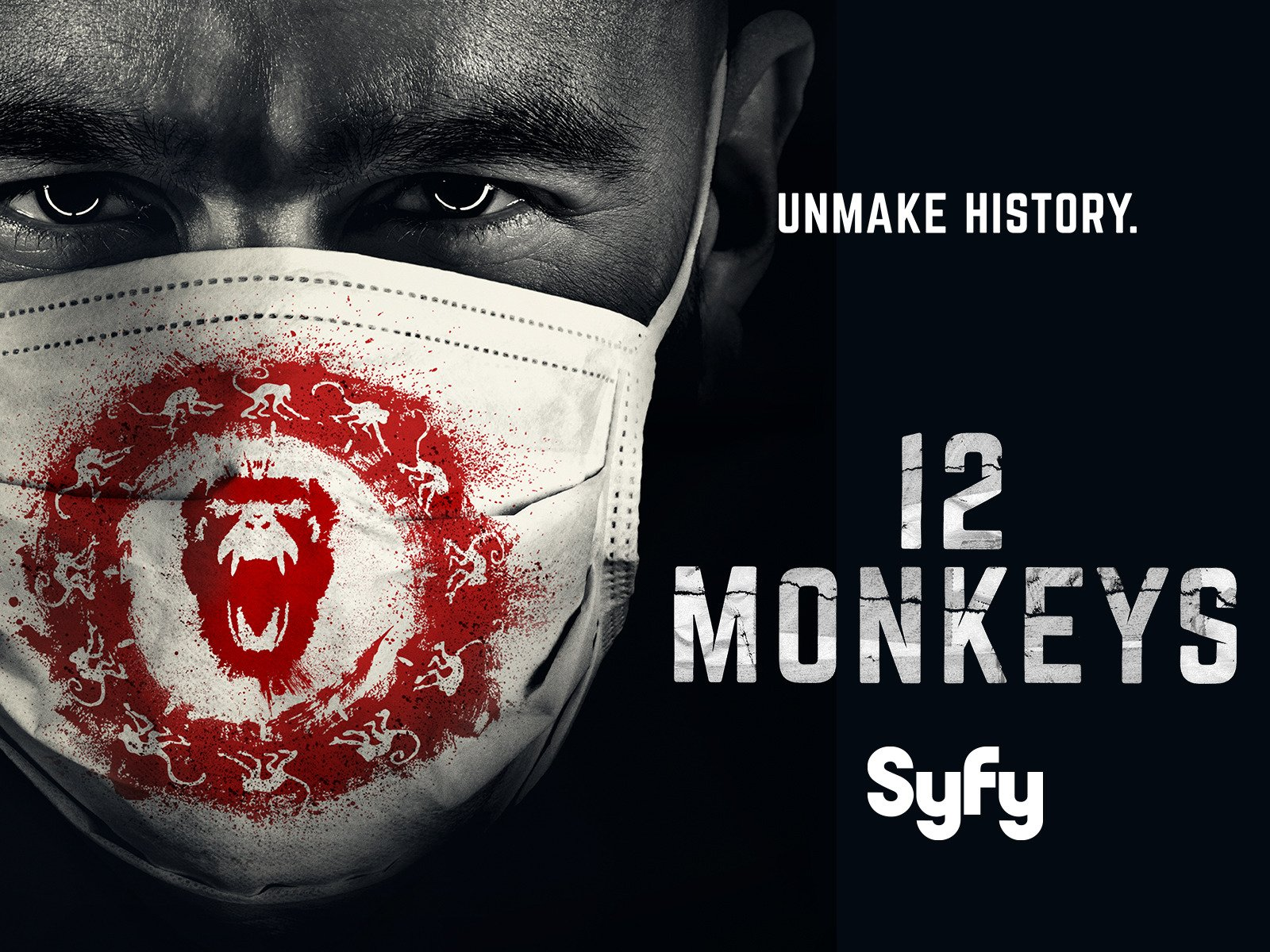 12 Monkeys Season 1 - Season 1
