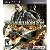 Ace Combat: Assault Horizon - Playstation 3 (Color: One Color, Tamaño: One Size)