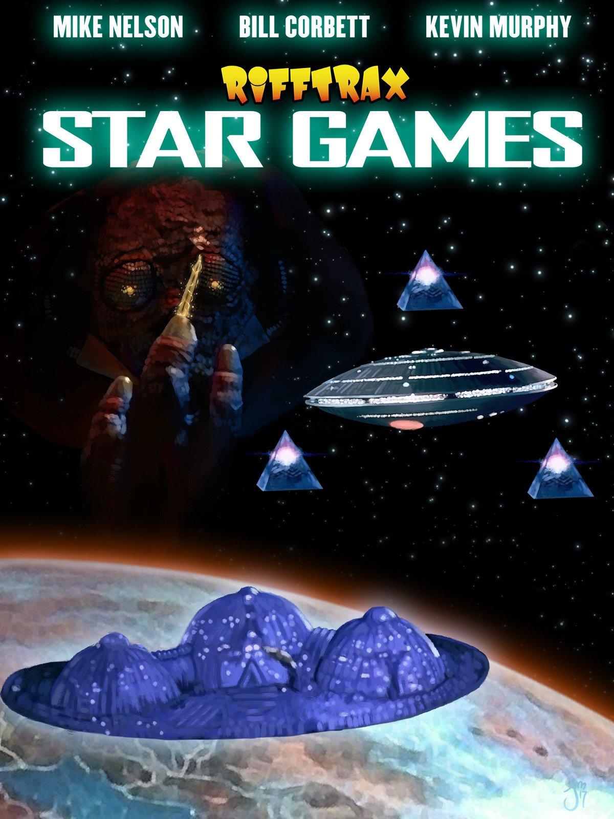 RiffTrax: Star Games
