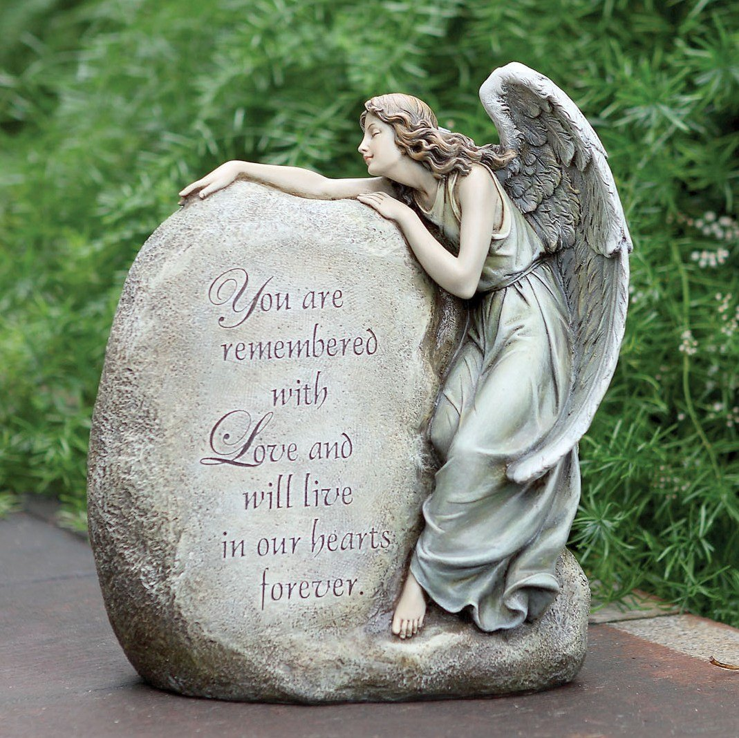 Beautiful angel statues for garden angel sculpture - Angel statue for garden ...