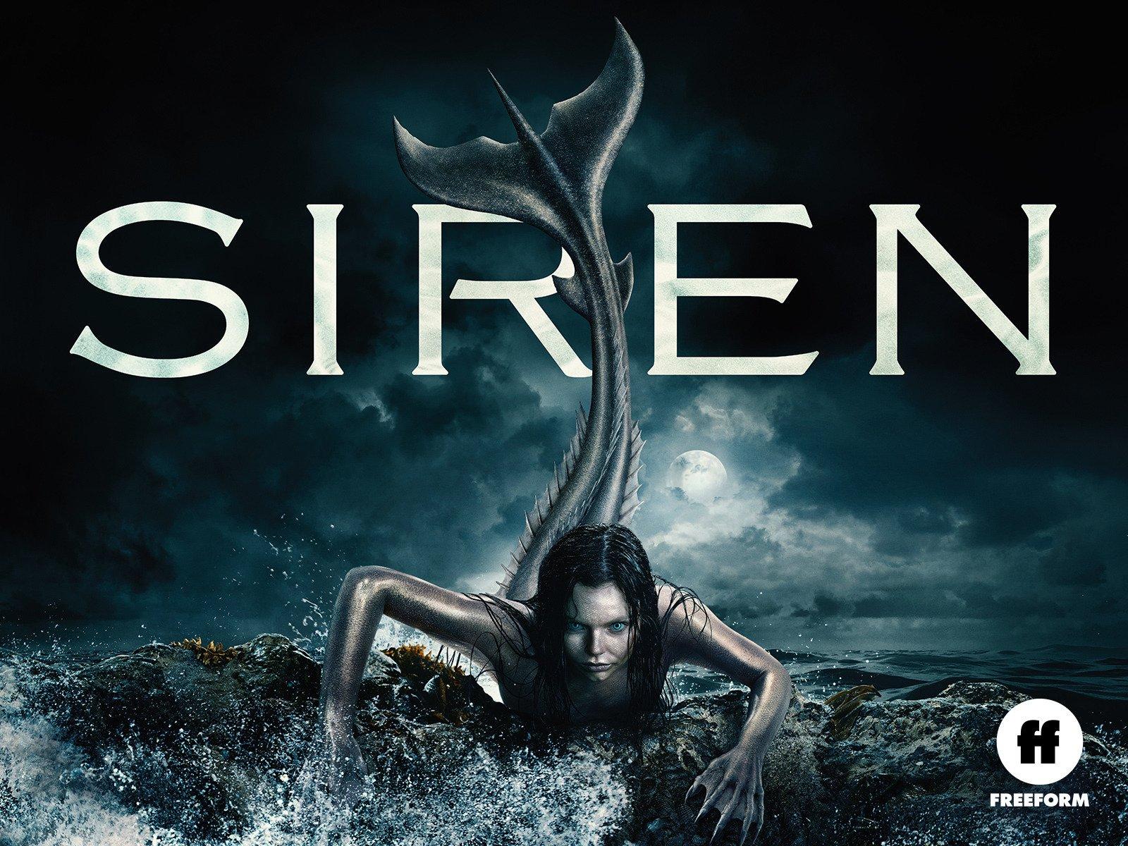 Siren on Amazon Prime Instant Video UK