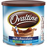 Ovaltine Rich Chocolate, 18 Ounce