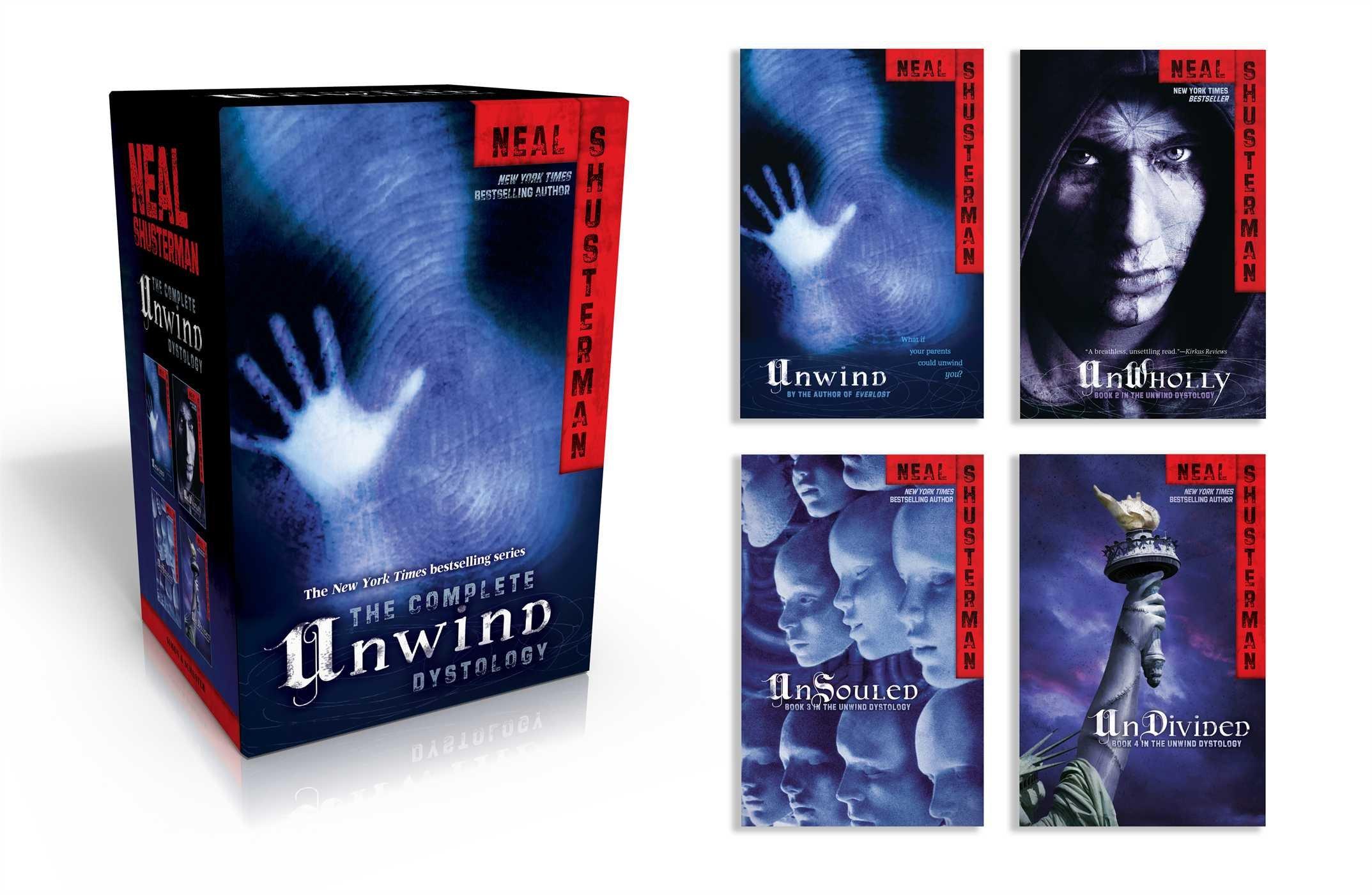 Buy Theplete Unwind Dystology: Unwind; Unwholly; Unsouled; Undivided Book  Online At Low Prices In India  Theplete Unwind Dystology: Unwind;