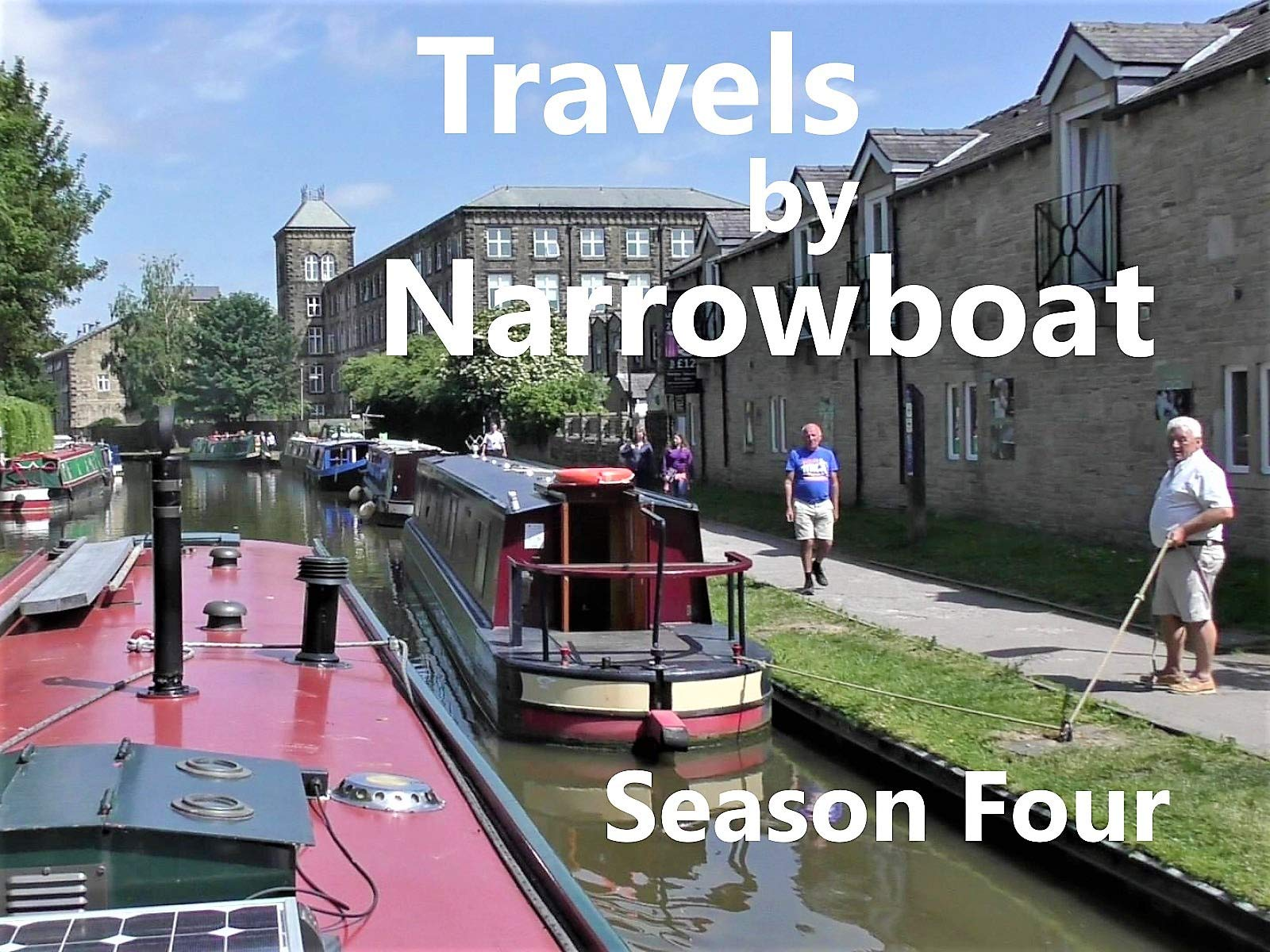Travels by Narrowboat on Amazon Prime Video UK