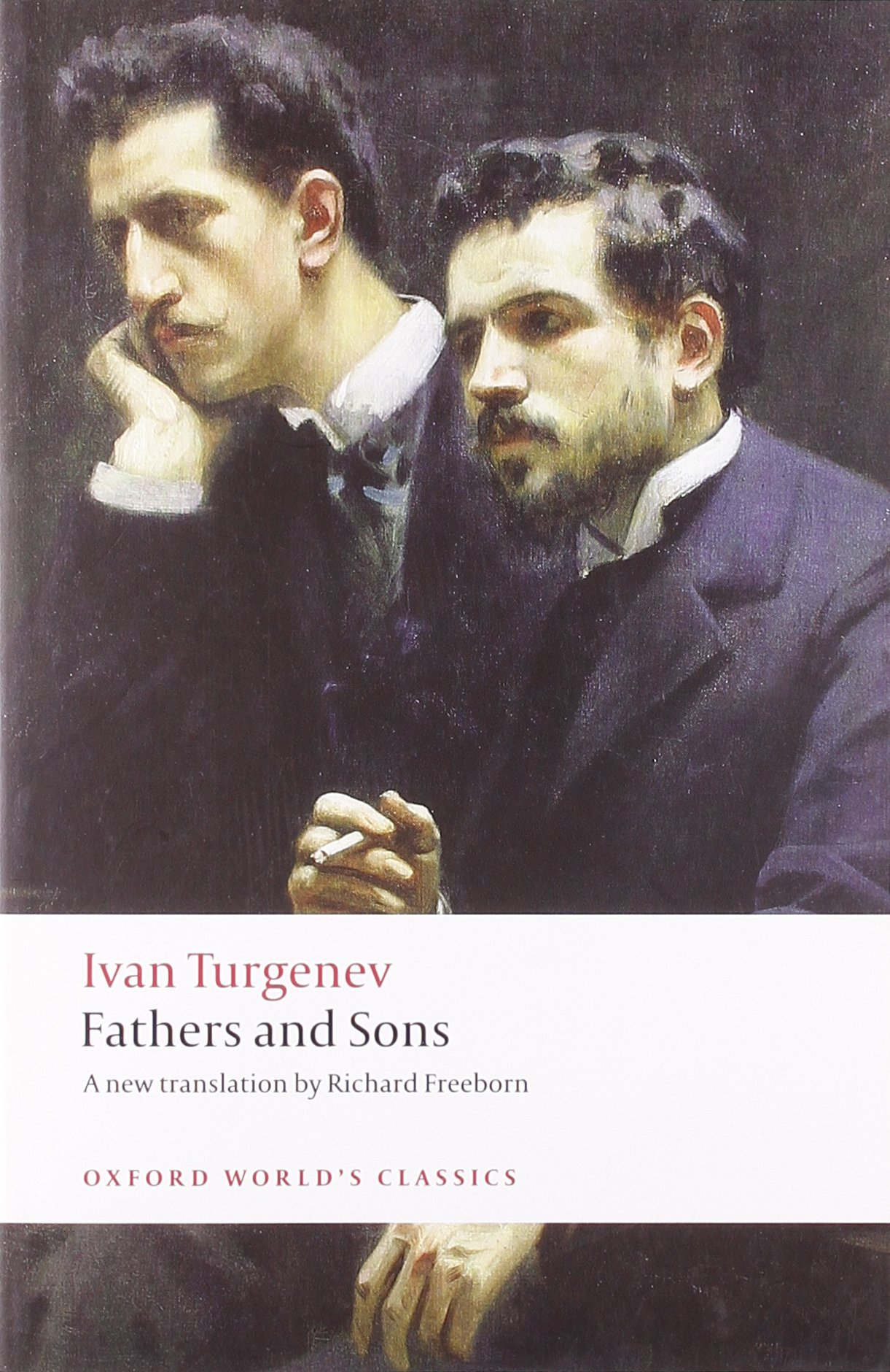 bazarovs nihilism in ivan turgenevs fathers and sons Fathers and sons explores generational conflict in mid-19th century imperial russia turgenev gently mocked the nihilism of his most significant character, the young doctor, bazarov, but he treated the ideas respectfully plz help fathers and son - ivan hey.