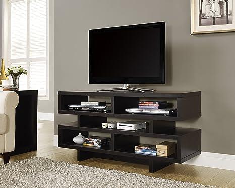 """Cappuccino Hollow-Core 48""""L TV Console"""