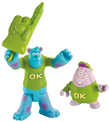Monsters University Sulley & Squishy