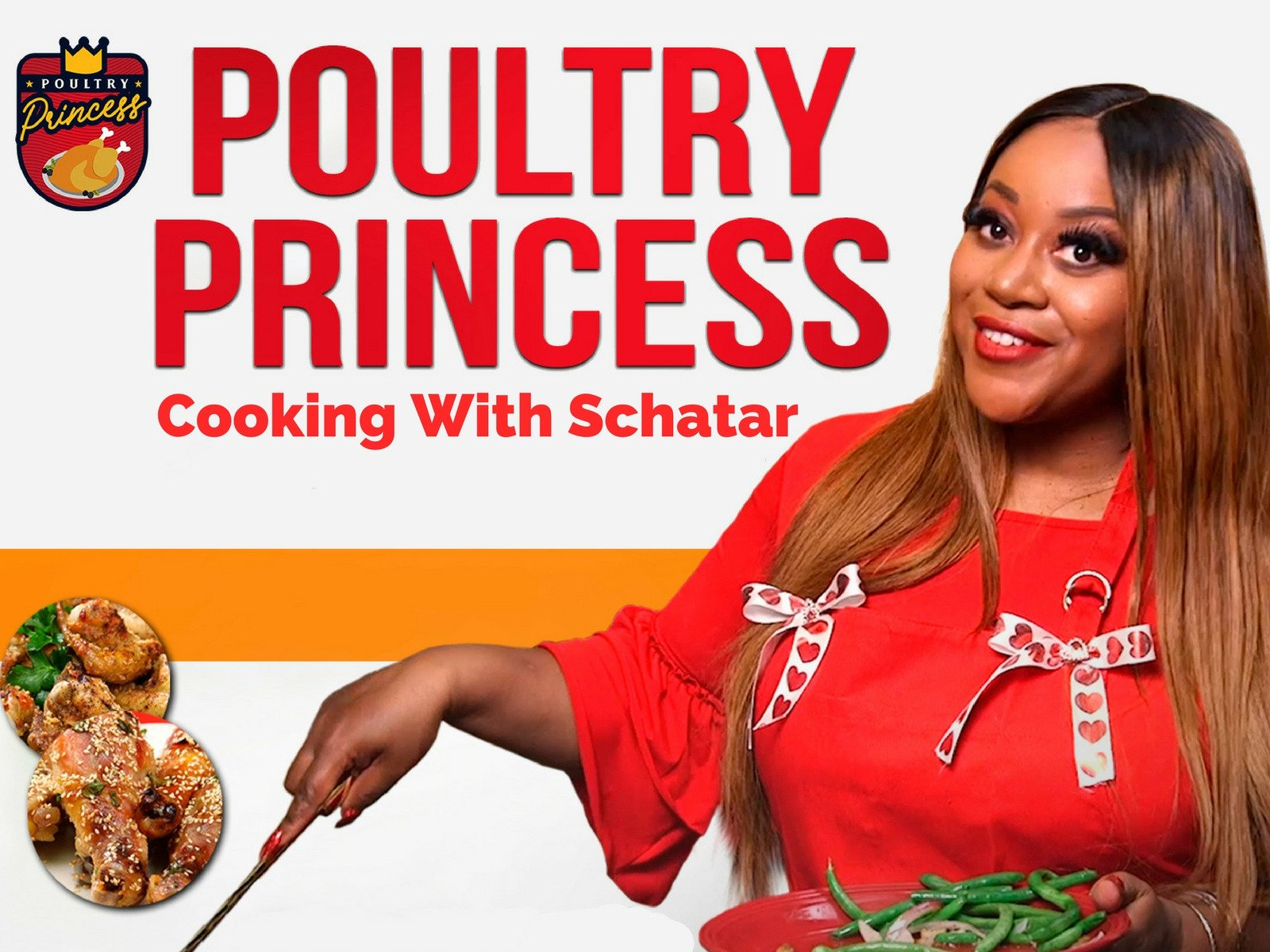 Poultry Princess Cooking With Schatar