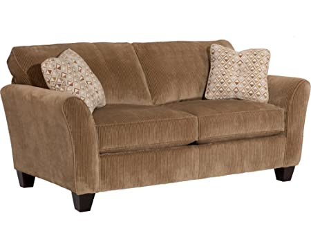 Broyhill Maddie Apartment Sofa - 6517-2Q(Fabric 7973-86E/7990-82N)