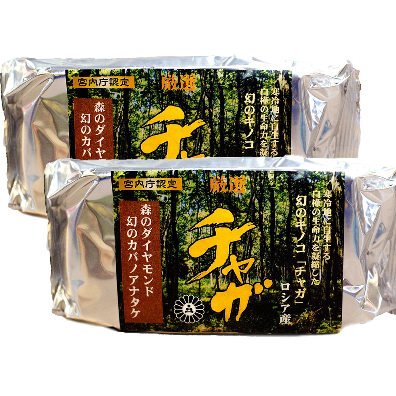 チャガ茶(ティーパック4g 26包入 )の画像