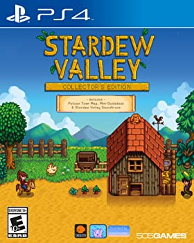 Stardew Valley for PS4 or Xbox One