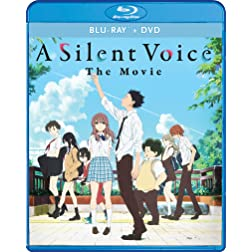 A Silent Voice The Movie [Blu-ray]